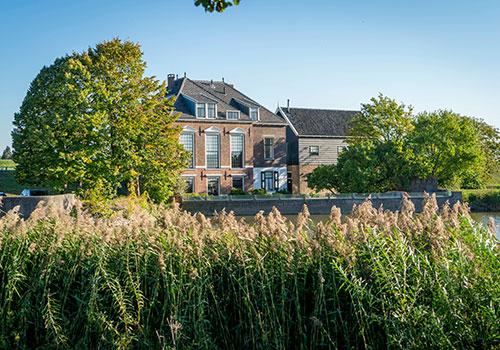 Waardhuis Kinderdijk