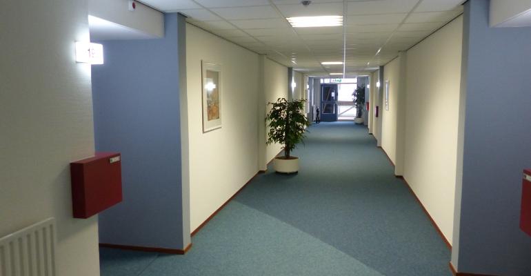Hof van Sliedrecht - onderhoud hallen