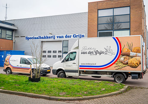 Bakkerij van der Grijn
