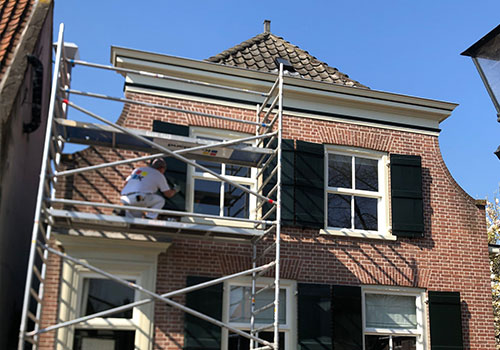 Monumentaal woonhuis Nieuwpoort