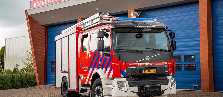 Korteland Schilders - Onderhoud brandweerkazerne 1